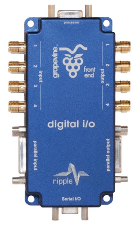 Digital I/O